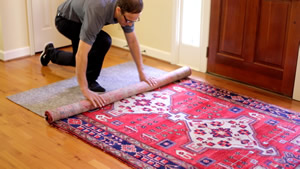 During Our Initial Inspection We Will Determine As Much Possibly Can About The Type Of Rug And Inhe Characteristics Conditions That May Affect