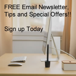 Pro-Care offers an email newsletter about the services they offer: carpet cleaning, rug cleaning, upholstery cleaning, tile and grout cleaning and fabric protector.