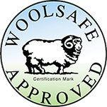 Pro-Care is WoolSafe certified in rug cleaning - area rug cleaning, oriental rug cleaning and all custom rugs.